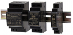 DIN rail powersupplies - Smaller and more efficient DIN-rail powersupplies
